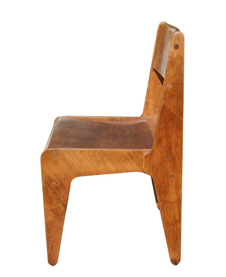 """Modern Rare 1938 """"Bryn Mawr"""" Chair by Marcel Breuer For Sale"""