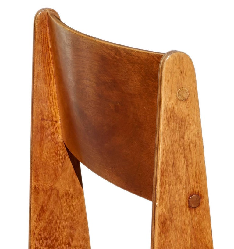 """Rare 1938 """"Bryn Mawr"""" Chair by Marcel Breuer In Good Condition For Sale In Los Angeles, CA"""
