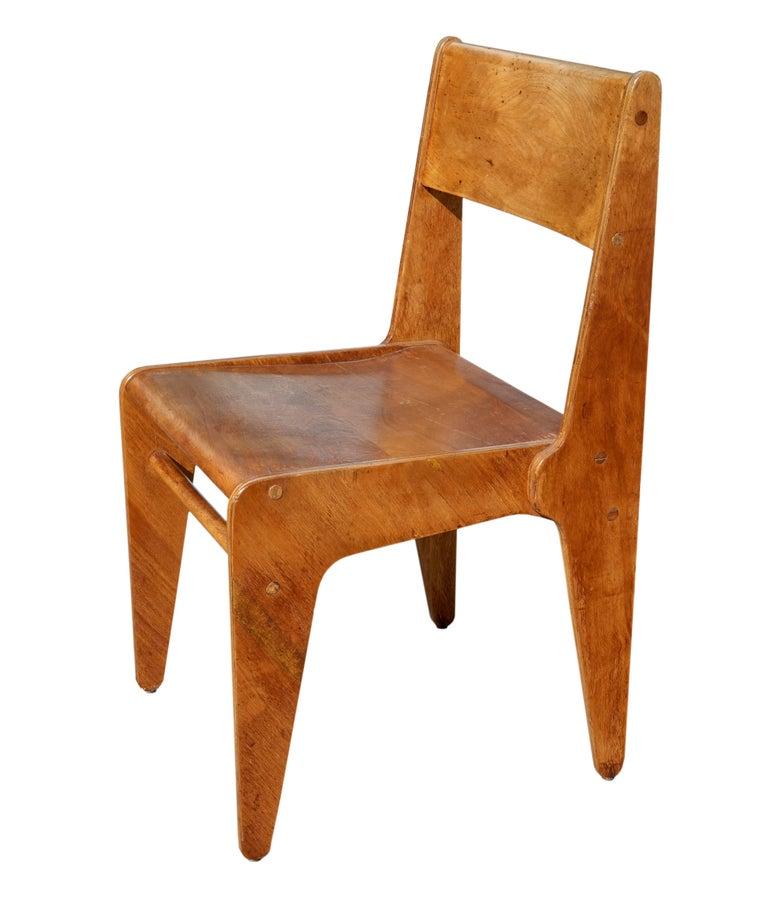 "Mid-20th Century Rare 1938 ""Bryn Mawr"" Chair by Marcel Breuer For Sale"