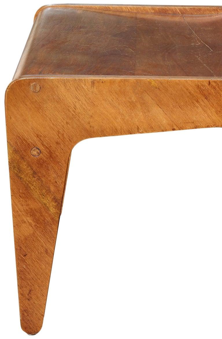 """Birch Rare 1938 """"Bryn Mawr"""" Chair by Marcel Breuer For Sale"""