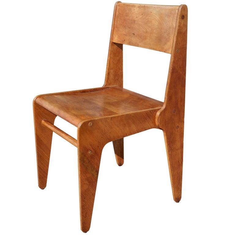 "Rare 1938 ""Bryn Mawr"" Chair by Marcel Breuer For Sale"