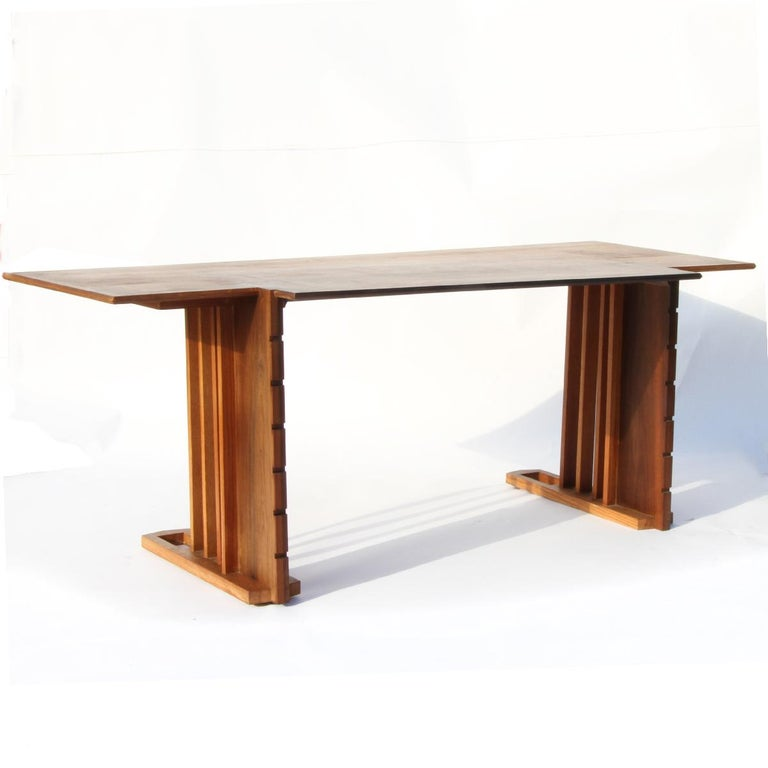 American Rare 1947 Unison Desk and Chair by Frank Floyd Wright