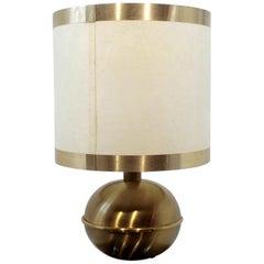 Rare 1960s-1970's Italian Design Lamperti Table Lamp
