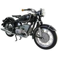 Rare 1962 BMW R50S, Built for Racing, Fully Restored, VIN 564548