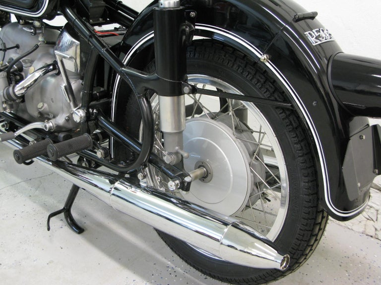Rare 1962 BMW R50S, Built for Racing, Fully Restored, VIN 564548 For Sale 3