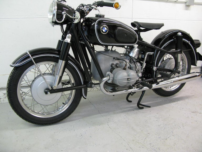 Rare 1962 BMW R50S, Built for Racing, Fully Restored, VIN 564548 For Sale 4
