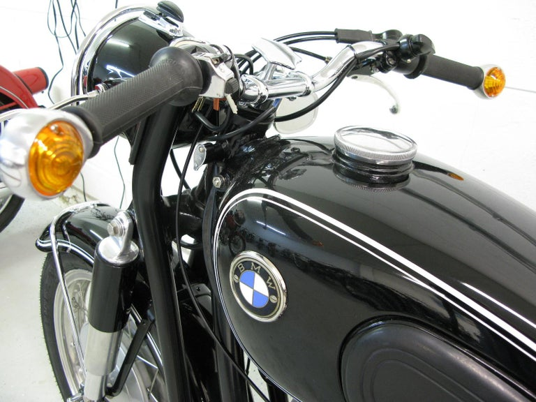 Rare 1962 BMW R50S, Built for Racing, Fully Restored, VIN 564548 For Sale 5