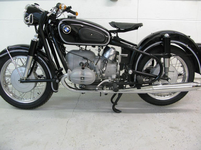 Rare 1962 BMW R50S, Built for Racing, Fully Restored, VIN 564548 For Sale 9