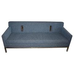 Rare 1970s Charles Hollis Jones Lucite Sofa Signed