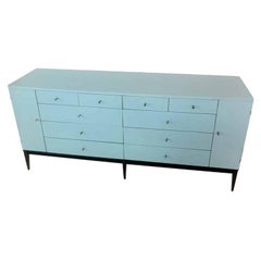 Rare 20 Drawer Lacquered Commode by Paul McCobb #1510