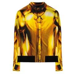 Rare 2011 Alexander McQueen Runway Shirt for Men