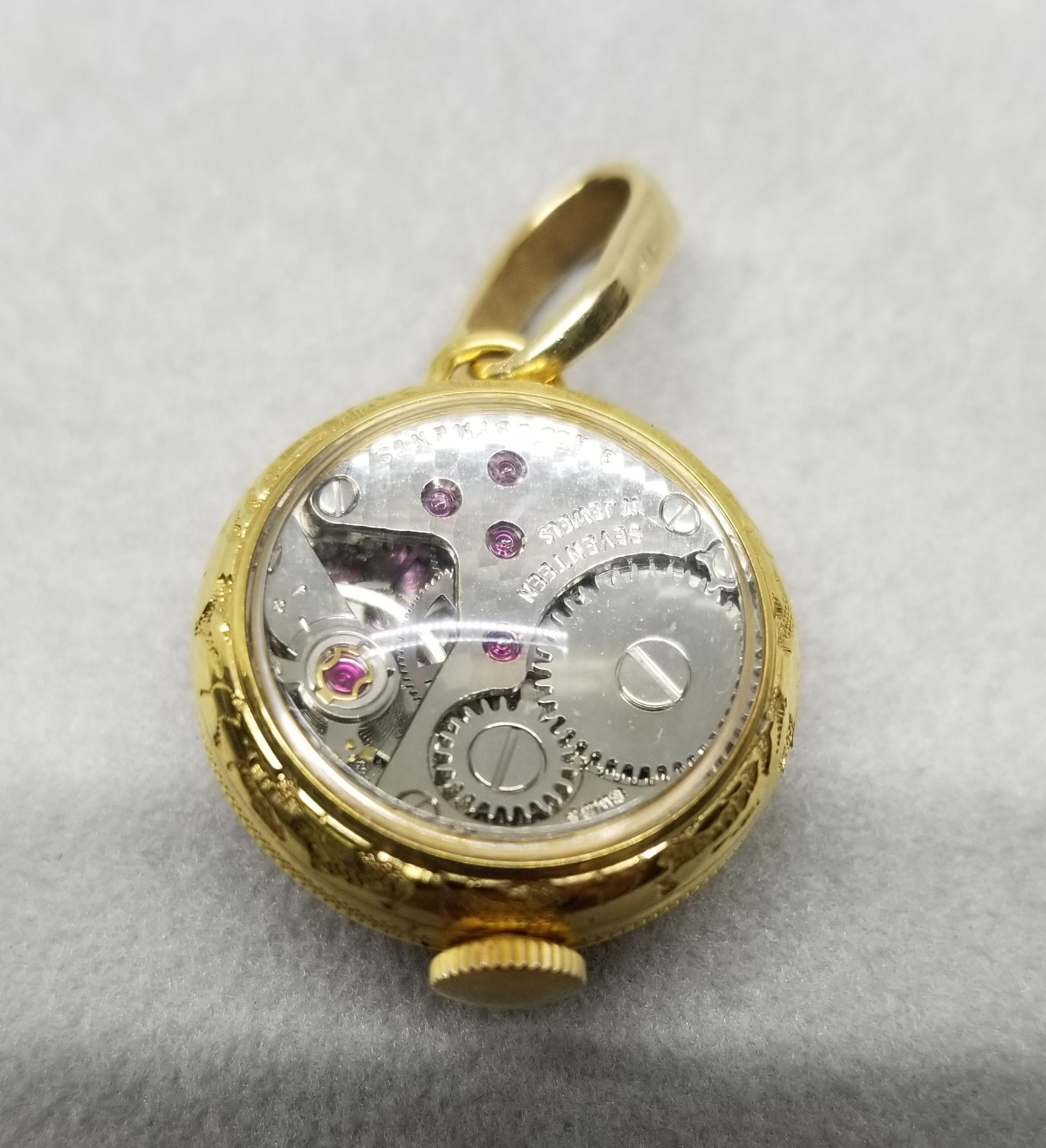 RARE Signed 'IRICE' Mini Jeweled