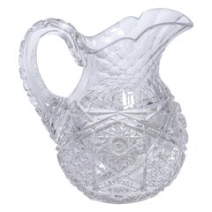 Rare American Brilliant Period Pitcher