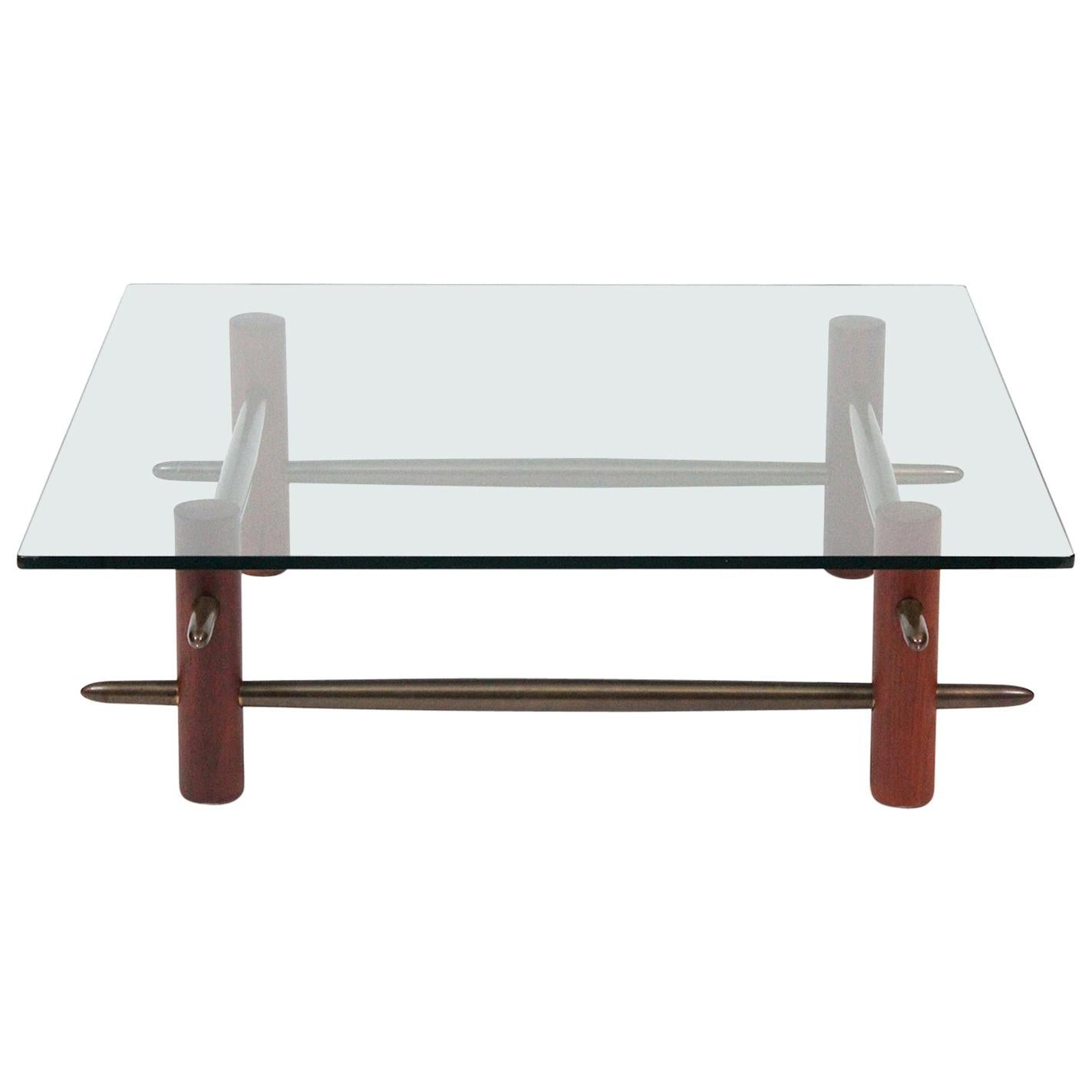 Rare and Early Coffee Table by T.H. Robsjohn-Gibbings