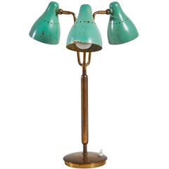 Rare and Early Stilnovo Table Lamp