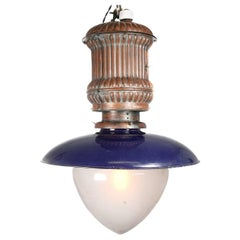 Rare and Early Westinghouse Street Lamp
