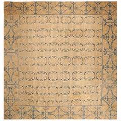 Rare Antique 16th Century Alcaraz Carpet