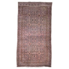 Rare Antique Kothan Carpet or Rug