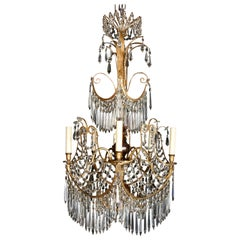 Neoclassical Chandeliers and Pendants