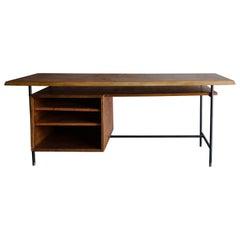 Rare Architect's Desk from France, Circa 1960