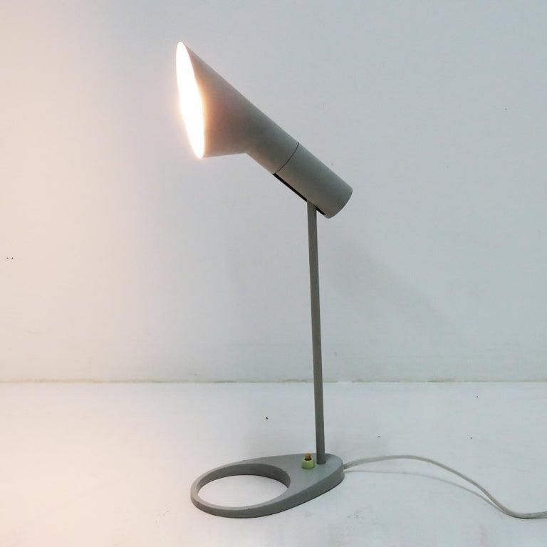 Rare Arne Jacobsen 'AJ' Desk Lamp, 1957 For Sale 2