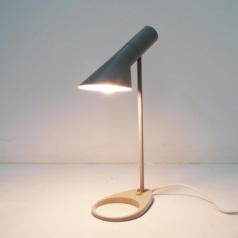 Rare Arne Jacobsen 'AJ' Desk Lamp, 1957 For Sale 1