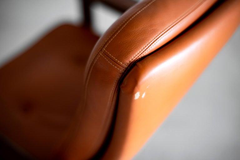 Rare Arne Vodder Office Chair For Sale 4
