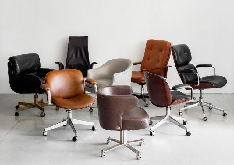 Rare Arne Vodder Office Chair For Sale 5