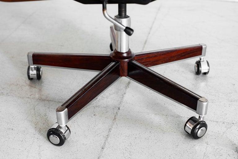 Rare Arne Vodder Office Chair For Sale 3