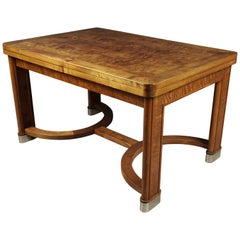 Rare Art Deco Console Table Designed by Axel Nielsen, Denmark, 1928