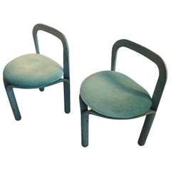 Rare Artifort Model 320 in by Geoffrey Harcourt Side or Dining Room Chairs
