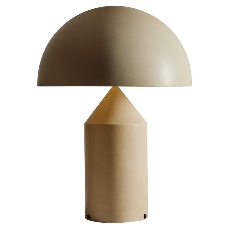 """Rare """"Atollo"""" Table Lamp by Vico Magistretti for Oluce"""