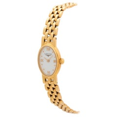 Rare & Attractive Longines Lady Prestige, 18k Yellow Gold, Hallmarked