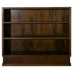 "Axel Einar Hjorth ""Funkis"" Shelf in Oak for Nordiska Kompaniet Sweden, 1930s"