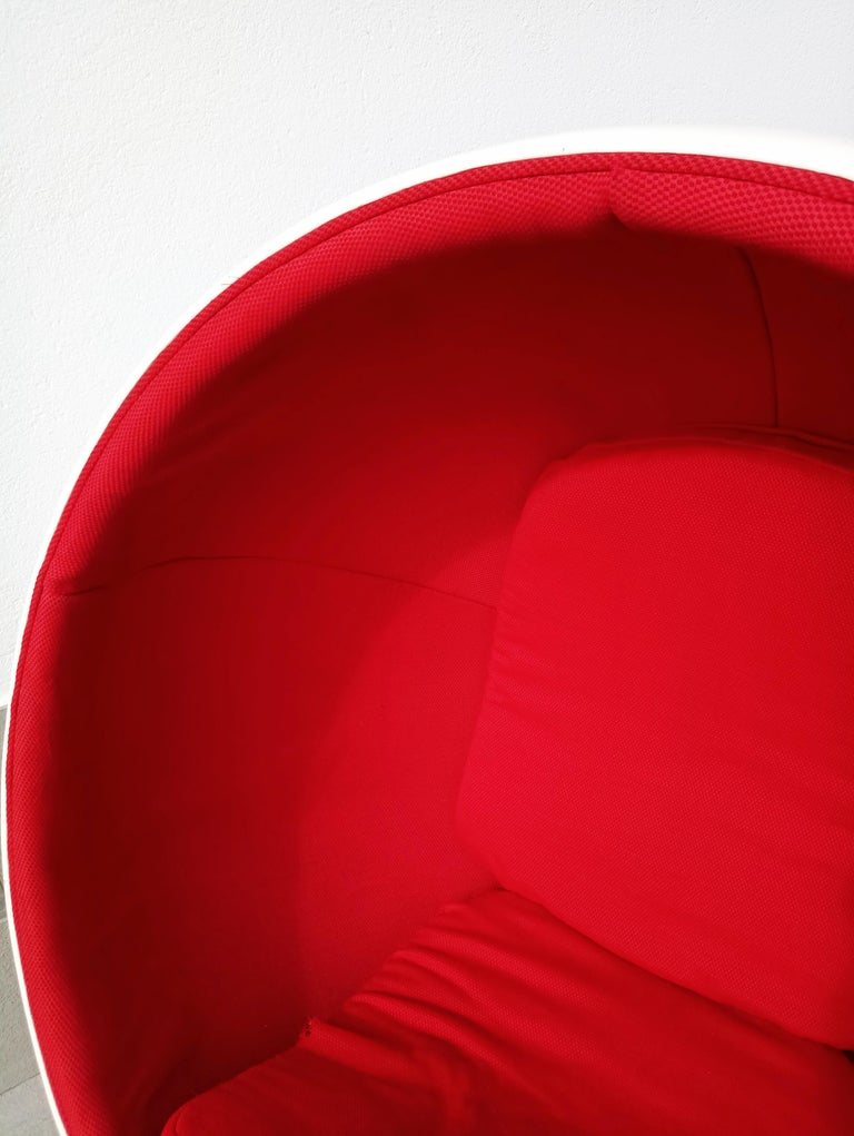 Rare Ball Chair by Eero Aarnio for Adelta  For Sale 1