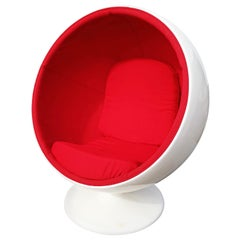Rare Ball Chair by Eero Aarnio for Adelta