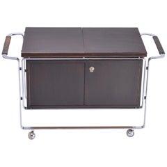 Rare Bar Cart Designed by Horst Brüning for Kill International