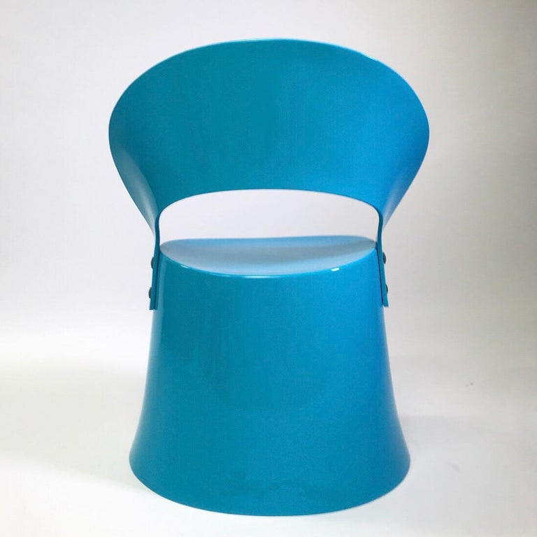 Playful, Space Age and super rare collectors piece by Nanna Ditzel for OD Møbler / Domus Danica 1969. 