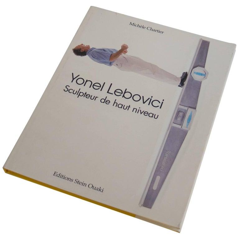 Rare Book: Yonel Lebovici, Sculpteur de haut niveau For Sale