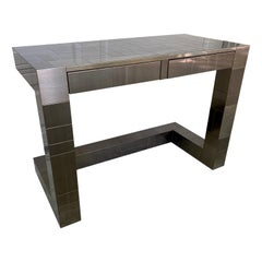 Paul Evans Console Tables