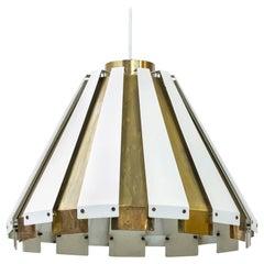 Rare Ceiling Lamp by Hans Agne Jakobsson, Sweden, 1950s
