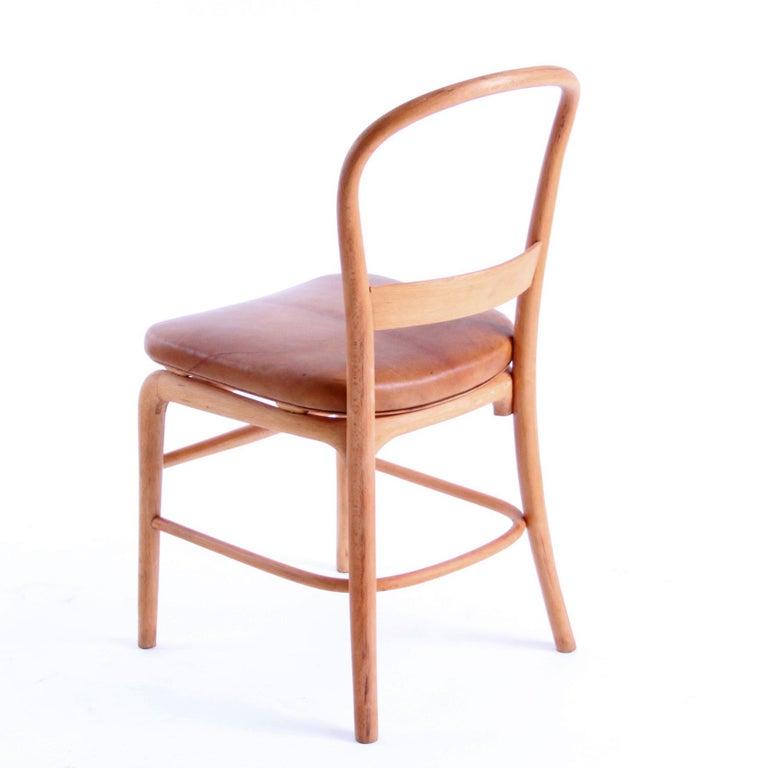 Danish Rare Chair by Vilhelm Lauritzen for Radiohuset, Denmark, 1940s For Sale