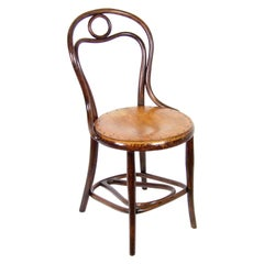 Rare Chair Thonet Nr.31 with Shoe Remover