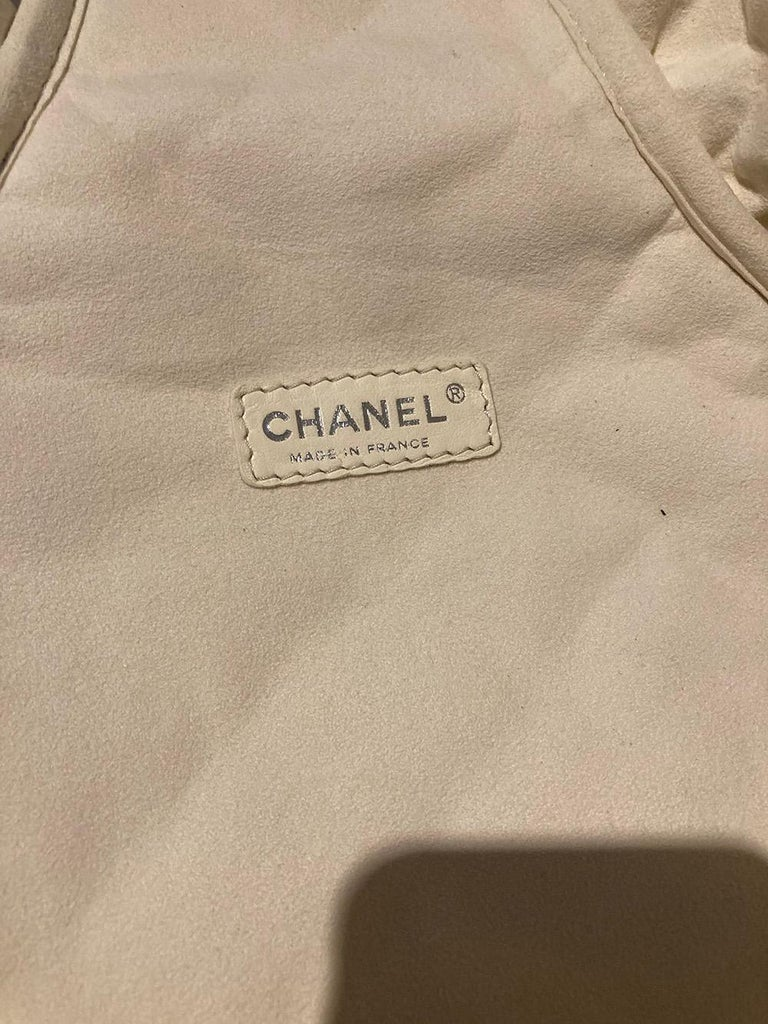 RARE Chanel Guitar Case Runway Piece For Sale 8