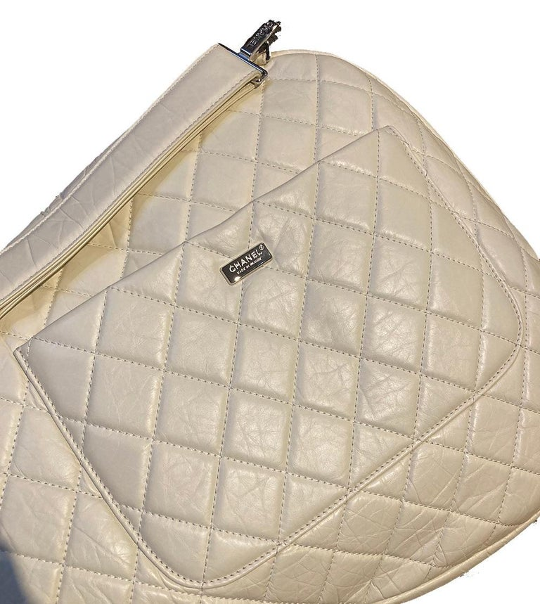 RARE Chanel Guitar Case Runway Piece For Sale 4