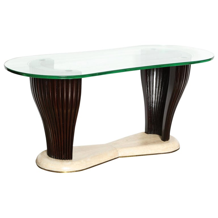 Rare Cocktail Table by Dassi For Sale