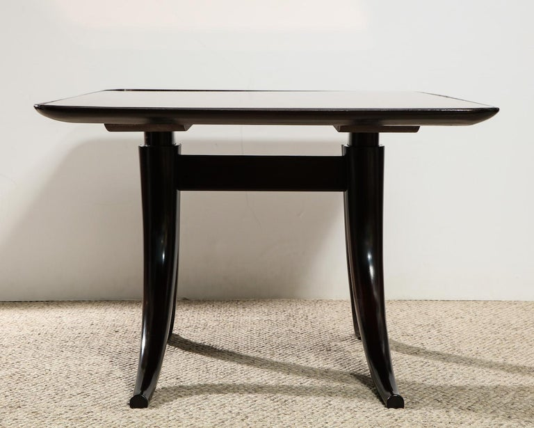 Italian Rare Cocktail Table by Pietro Chiesa for Fontana Arte For Sale