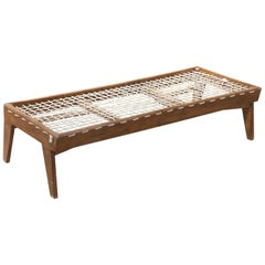 Rare Coffee Table by Pierre Jeanneret