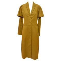 Rare Comme Des Garcons  'Obi' Style  Coat   1970's