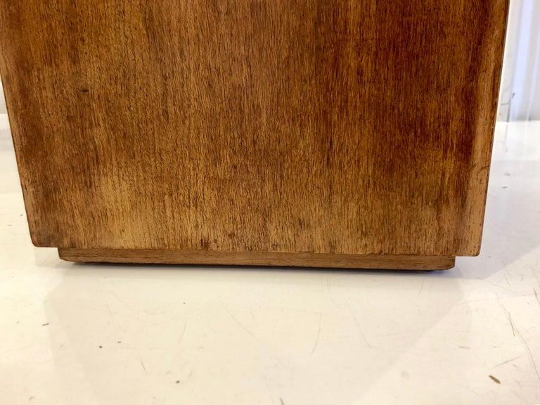 Rare Custom Robsjohn-Gibbings Wastebasket For Sale 4